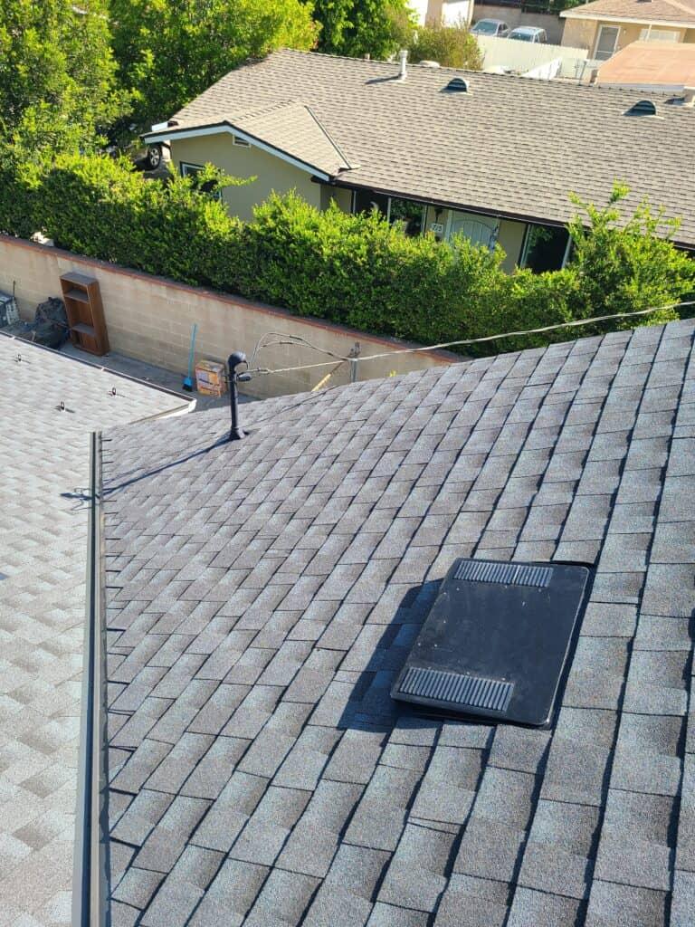 Low profile roof dormer ''O'hagin''