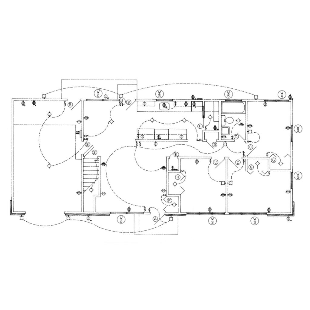 Electrical Floor Plan