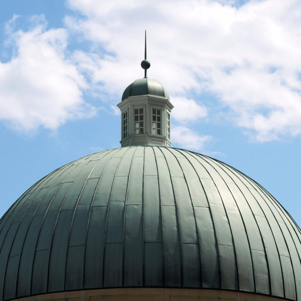 dome roof style
