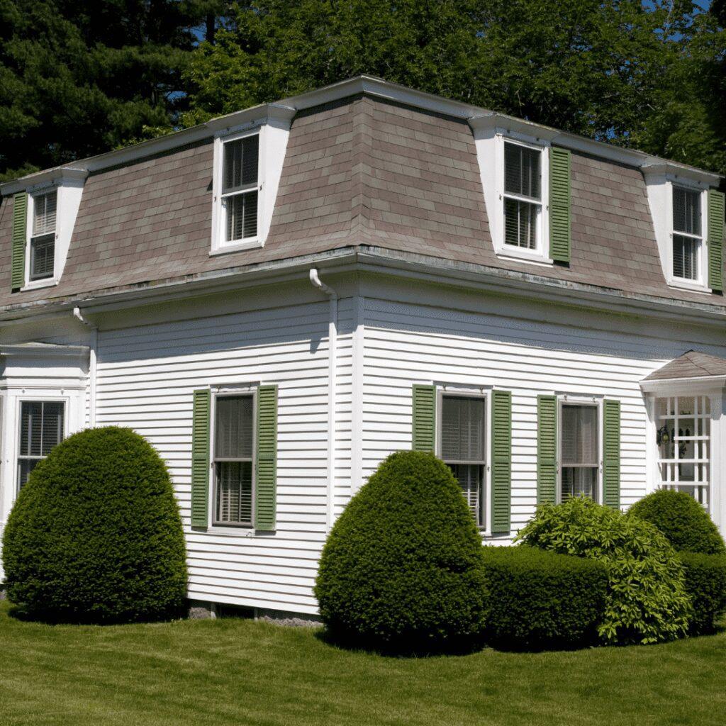Mansard Roof  Style