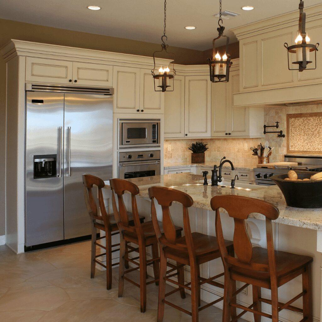 kitchen remodel, home upgrade