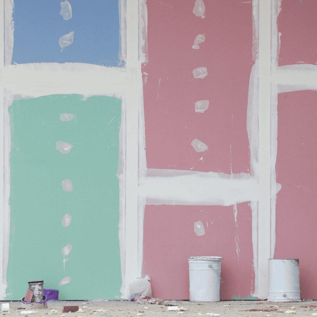Types of drywalls